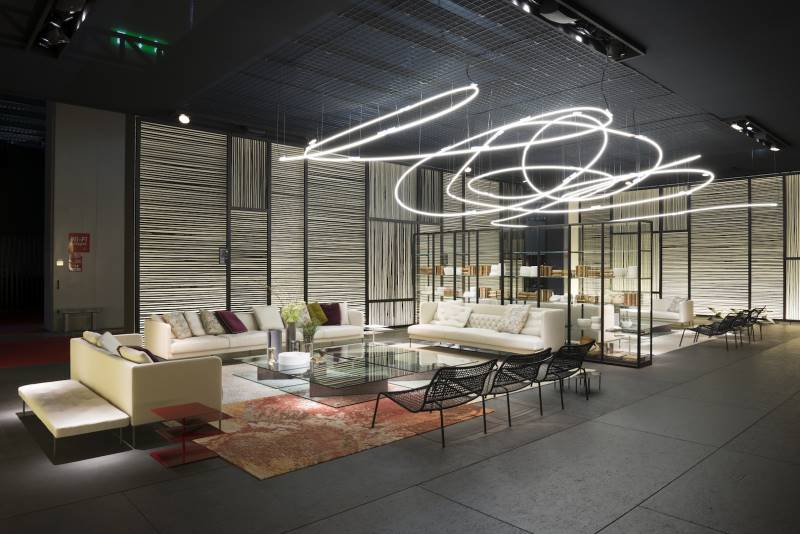 Milan Furniture Fair 2015 Living Divani