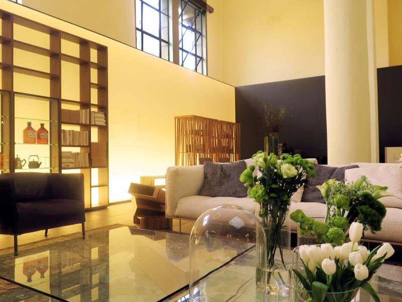 Salone del mobile milano shanghai living divani for Salone mobile shanghai