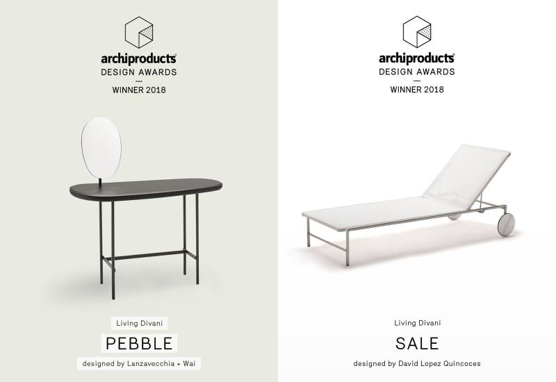2018 Archiproducts Design Awards