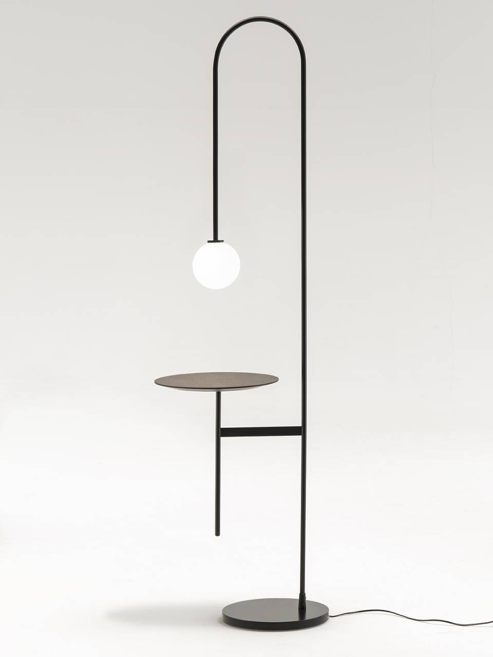 Light with a table