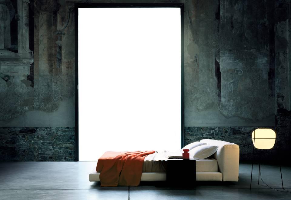 Softwall Bed Living Divani